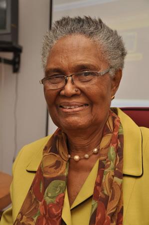 Nigerian First Women - Prof. Grace Alele-Williams