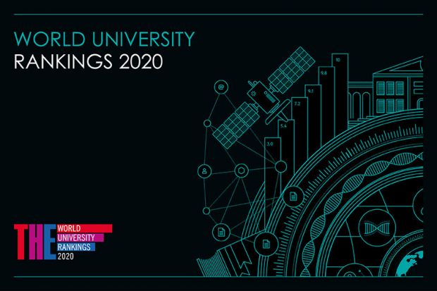 Top 100 Universities In The World 2020