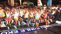 Lagos City Marathon Prices