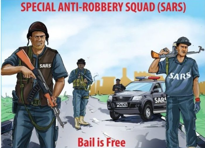 History Of SARS – Special Anti-Robbery Squad