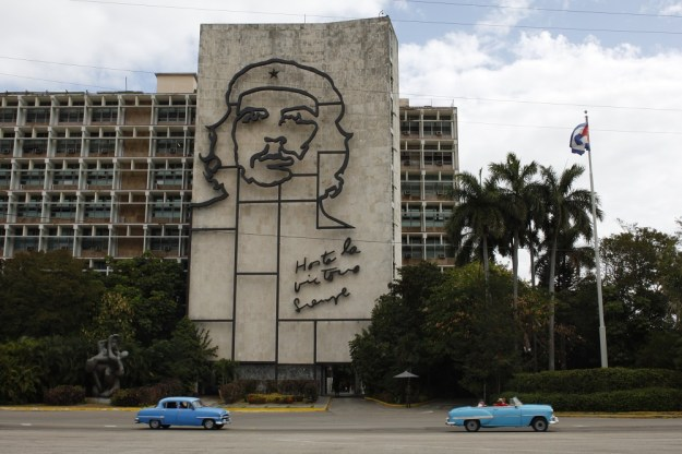Revolution Square, La Habana