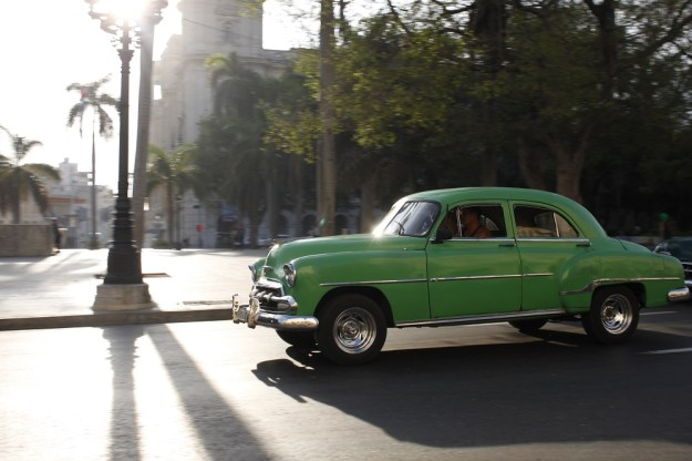 Classic car, La Habana