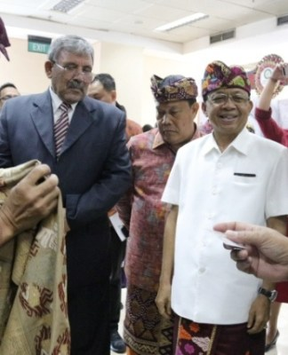 Gubernur Bali Wayan Koster Bali Smesco Festival