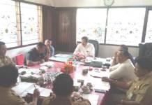 PPDB : Komisi IV DPRD Tabanan dalam rapat kerja bersama OPD terkait di Kantor DPRD Tabanan