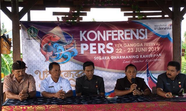 Konferensi Pres Festival Yeh Gangga