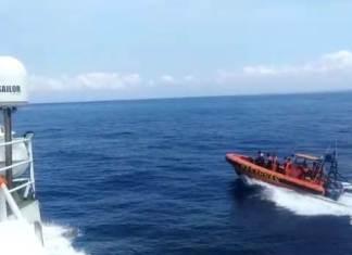 Basarnas Denpasar terus melakukan upaya pencarian terhadap wisatawan asing asal Amerika Serikat, Aviv Meshil (23) yang hilang setelah terbawa arus di perairan Musroom Bay Beach, Pulau Nusa Lembongan, Kabupaten Klungkung.