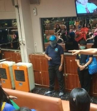 Petugas Gabungan Razia Tempat Hiburan
