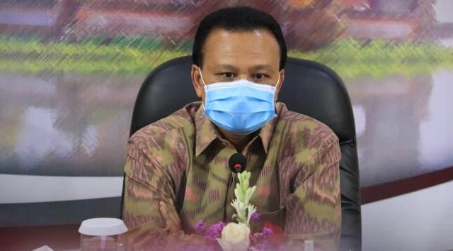 Sekretaris Daerah Provinsi Bali, Dewa Made Indra