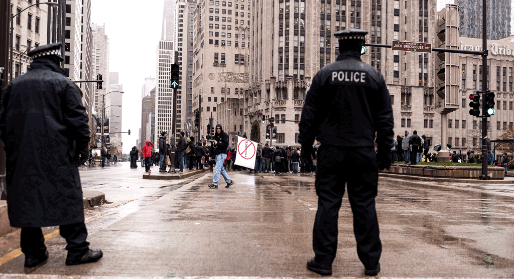 Policing and the Media: The View from Chicago