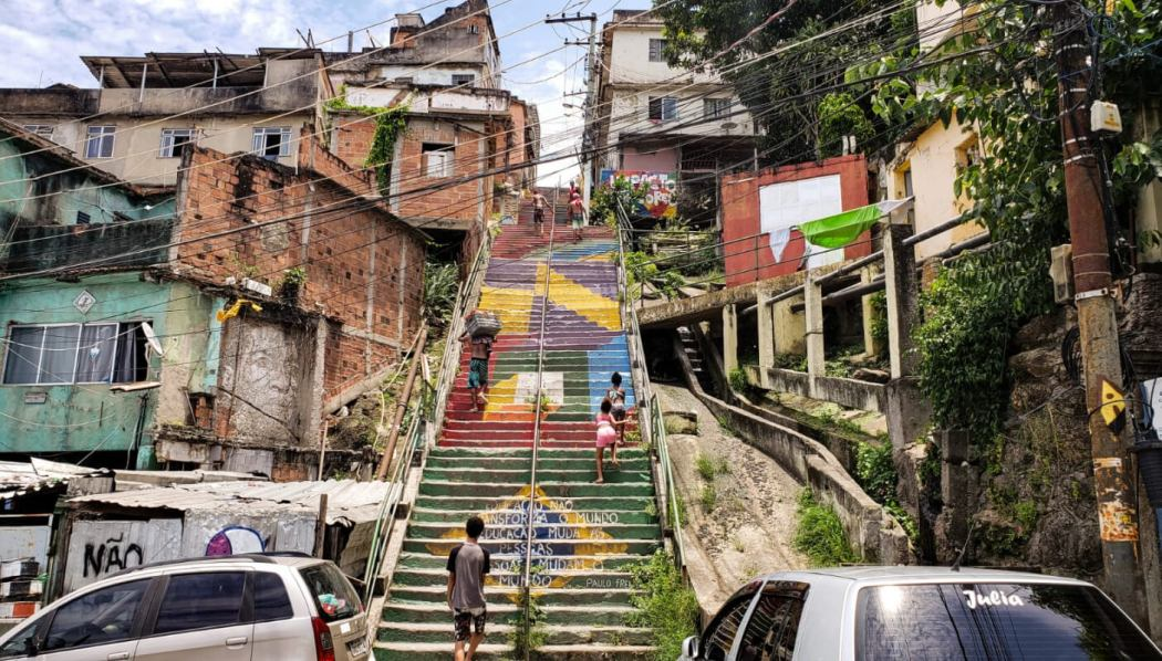 The Silent Hecatomb: Pandemic in Rio's Favelas