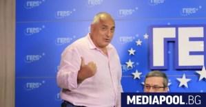 Борисов: Ставам разследващ гражданин.  И спри в този джип