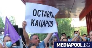 """Лекари от """"Пирогов"""" отново на протест с искане за оставка"""