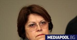 Татяна Дончева призова Слави Трифонов да не поставя условия