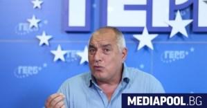 Борисов: Трифонов не иска правителството, играта е да запази кабинета