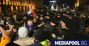 От началото на протестите прокуратурата разследва опита за държавен преврат.