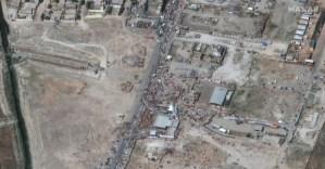 """Въздушен удар на САЩ срещу """"Ислямска държава"""" във връзка с нападението над летището в Кабул"""
