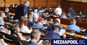 Блокада в Народното събрание и при приемането на бюджета на НЗОК