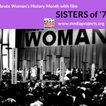A women's conference in 1977