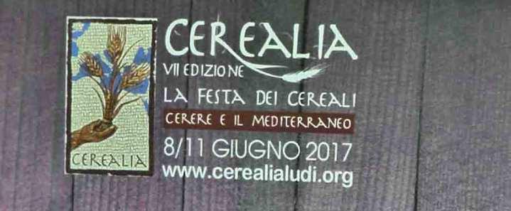 Con Cerealia sono più vicine le sponde del Mediterraneo