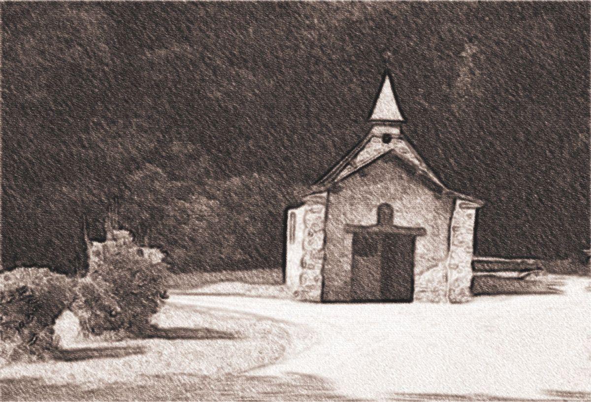 Chapelle de Farnières, la légende