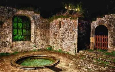 La légende d'Orval :  Mathilde, la truite et la fontaine | Florenville