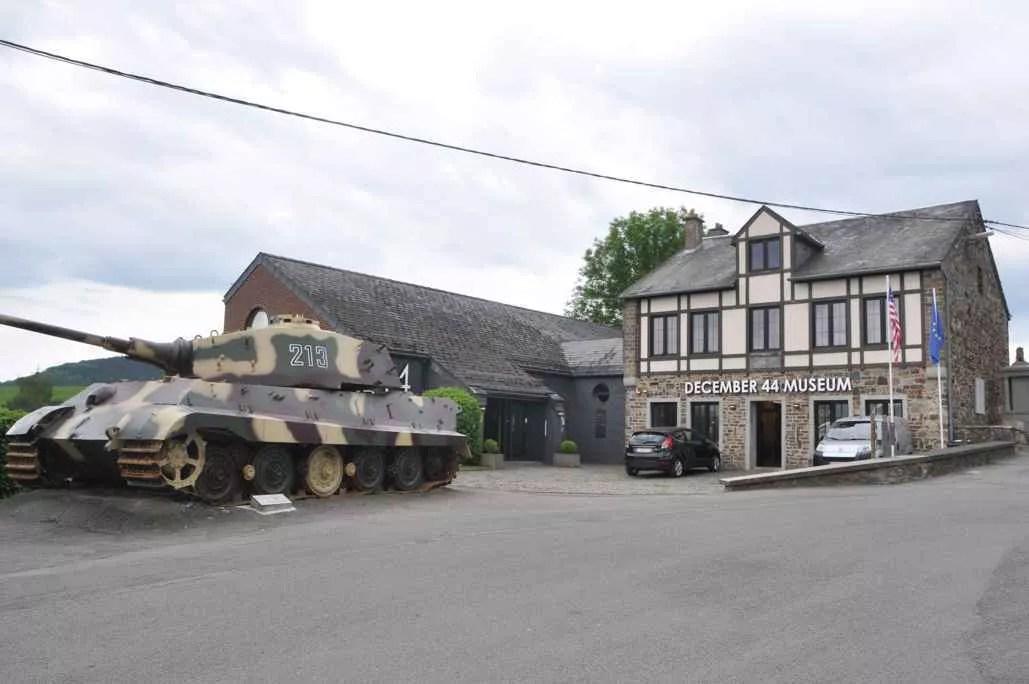 La Gleize-musée