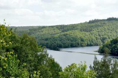 Le lac de la Gileppe