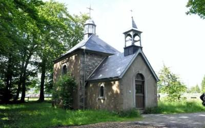 La chapelle de Bon Secours, au hameau Fischbach