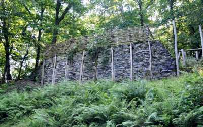Les fortifications celtes du Cheslé à Bérismenil