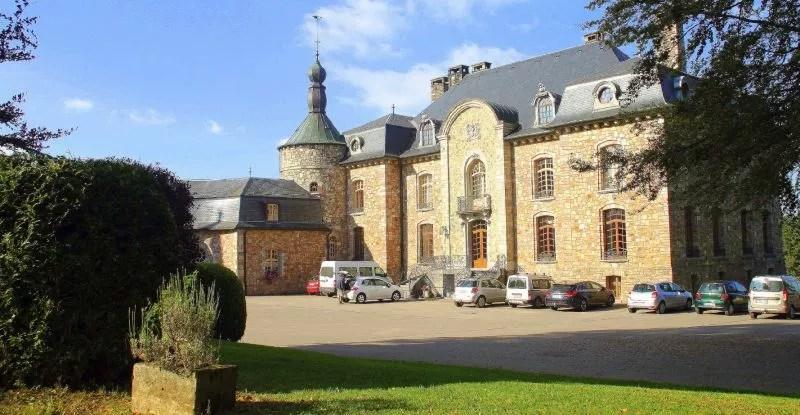 Le domaine et la chapelle de Farnières | Vidéo
