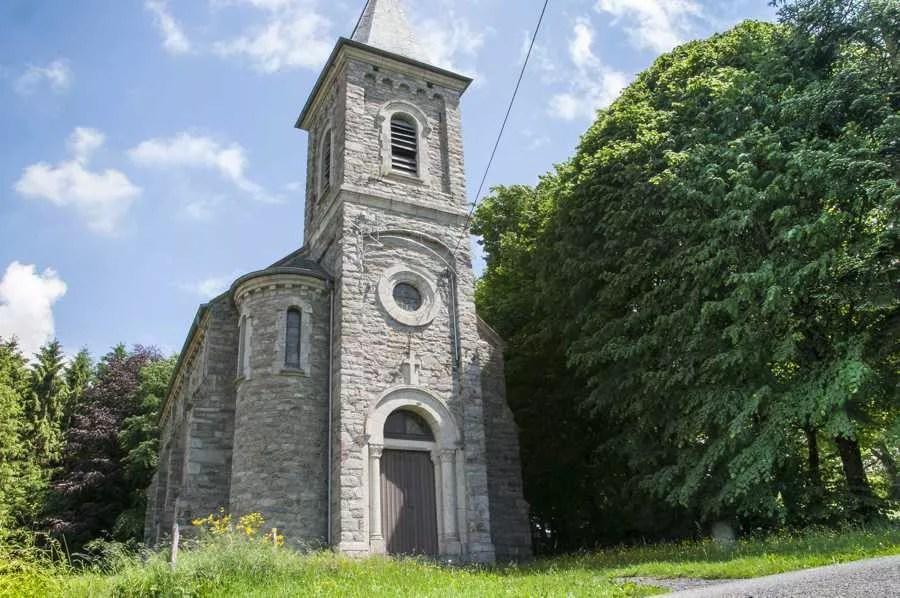 La chapelle Saint-Fiacre.