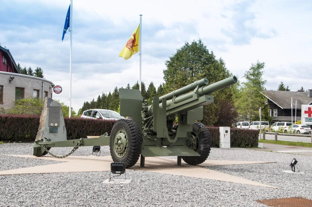 Canon Howitzer