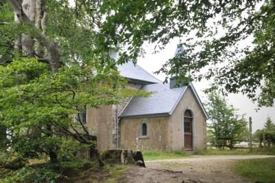 Retour à la chapelle Fiscbach