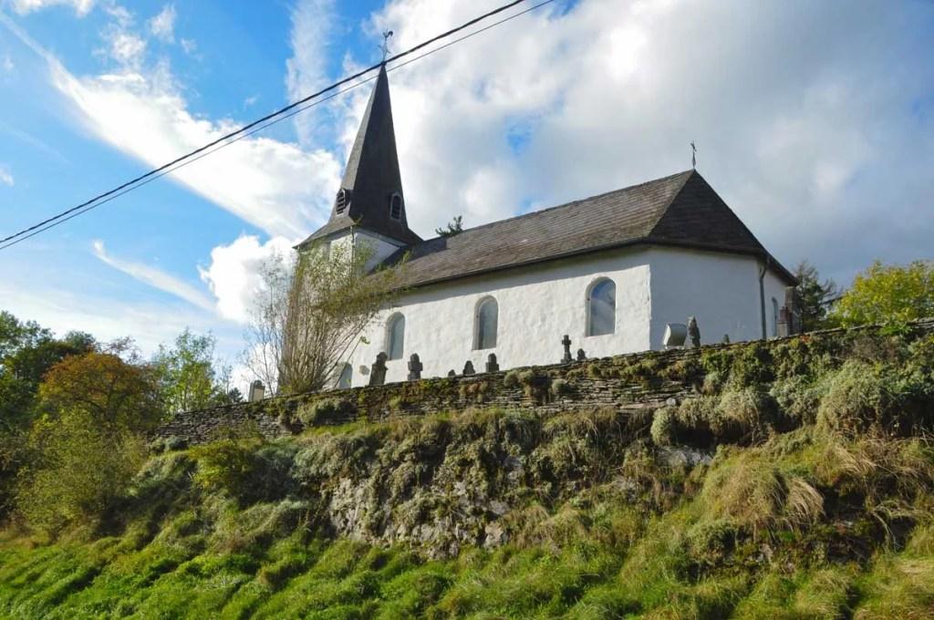 La chapelle de Warhermal