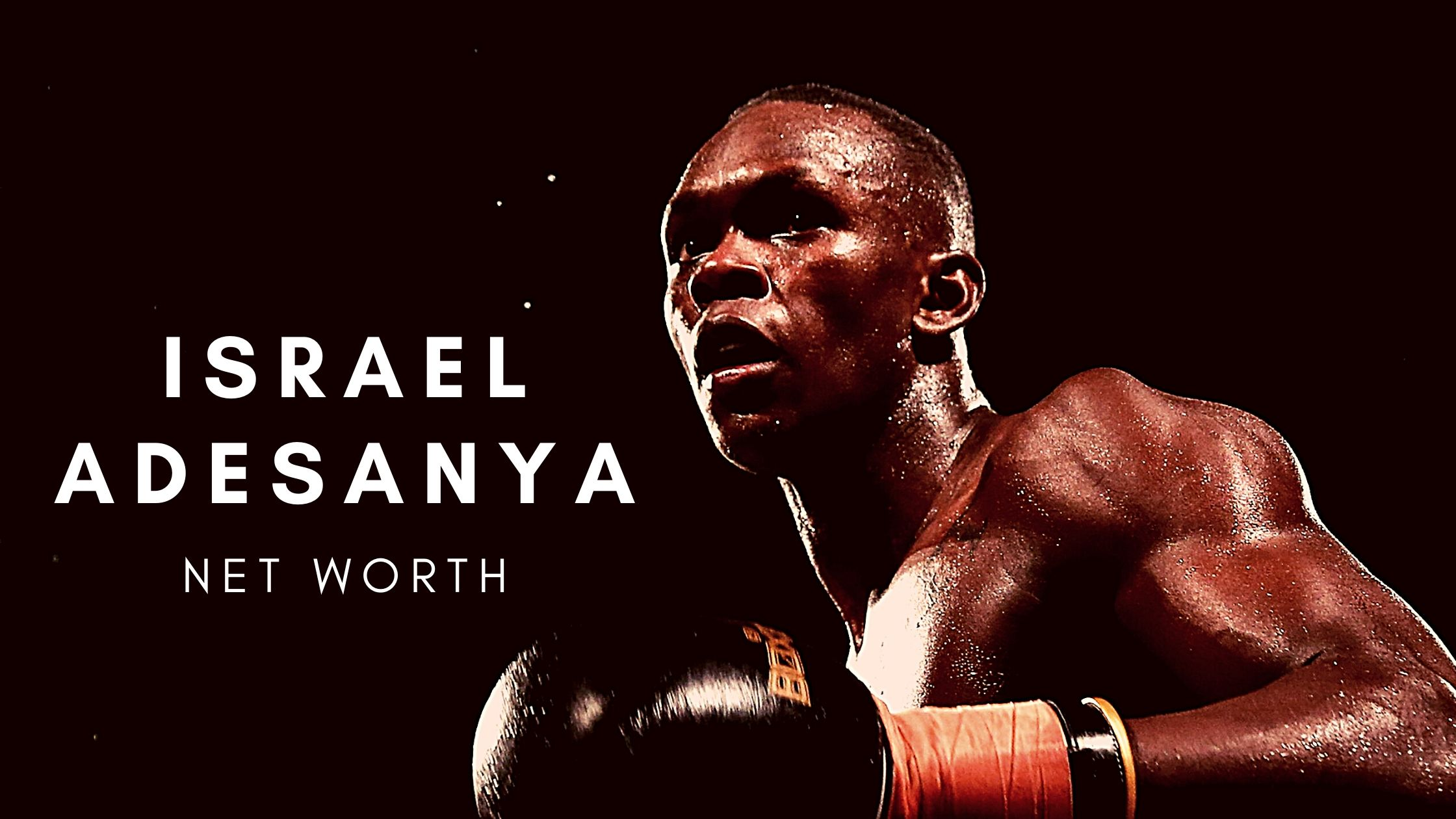 Israel Adesanya Next Fight Date 2020 - What Is The Net Worth Of Ufc Star Israel Adesanya In The Year 2021