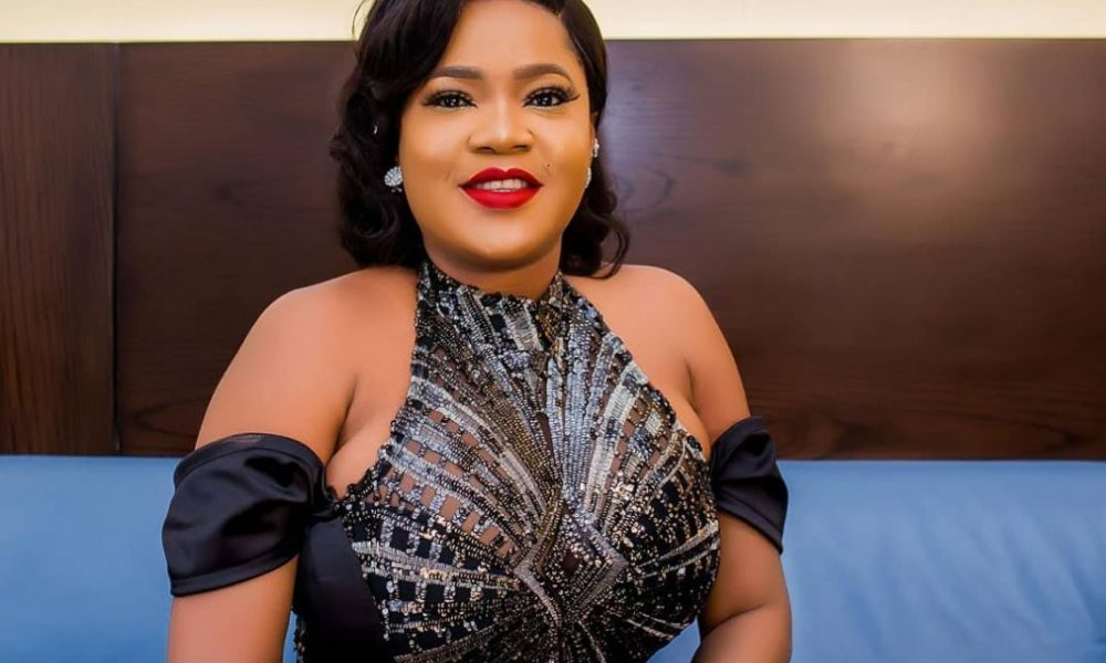 Image result for toyin abraham pregnant