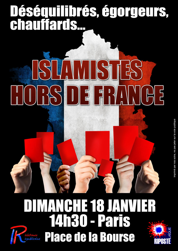 Les Manifestations Anti Islam Vont Elles Gagner La France