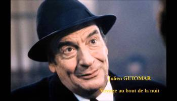 Louis-Ferdinand Céline lu par Julien Guiomar