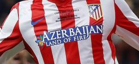 L'Azerbaïdjan prolonge avec l'Atlético Madrid