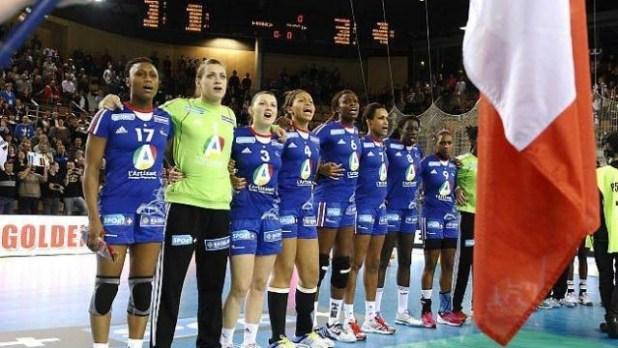 Handball féminin euro 2014
