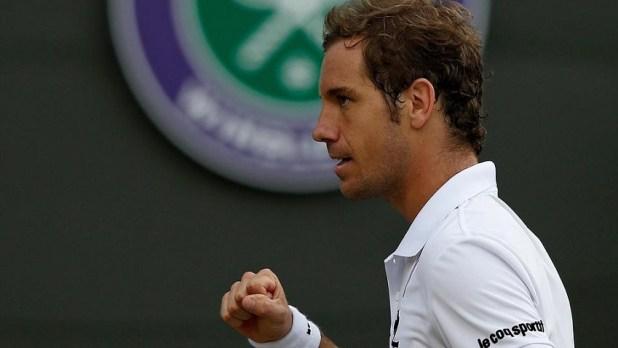 Gasquet Wimbledon