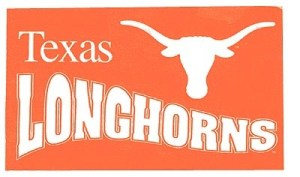 drapeau Longhorns