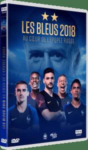 Les Bleus 2018_DVD