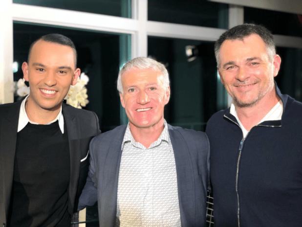 Didier Deschamps_Mohamed Bouhafsi_Willy Sagnol