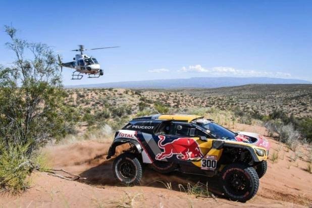 le dakar 2019 suivre sur france t l visions et eurosport mediasportif. Black Bedroom Furniture Sets. Home Design Ideas