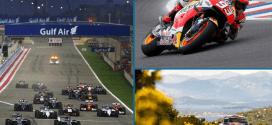 Formule 1, Moto, Rallye : Dispositif et Programme TV du «Fast Week-end» de CANAL+