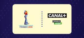 Coupe du Monde féminine 2019 : le dispositif complet de Canal+