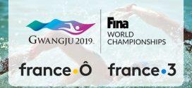 Mondiaux de natation 2019 (grand bassin) : Le programme TV et le dispositif des épreuves sur France Télévisions