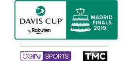 Coupe Davis 2019 : Le programme TV complet de la nouvelle phase finale sur beIN SPORTS et TMC
