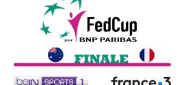 Fed Cup 2019 : La finale à suivre sur beIN SPORTS et France 3